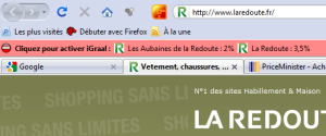 igraal_cashback_redoute_rouge